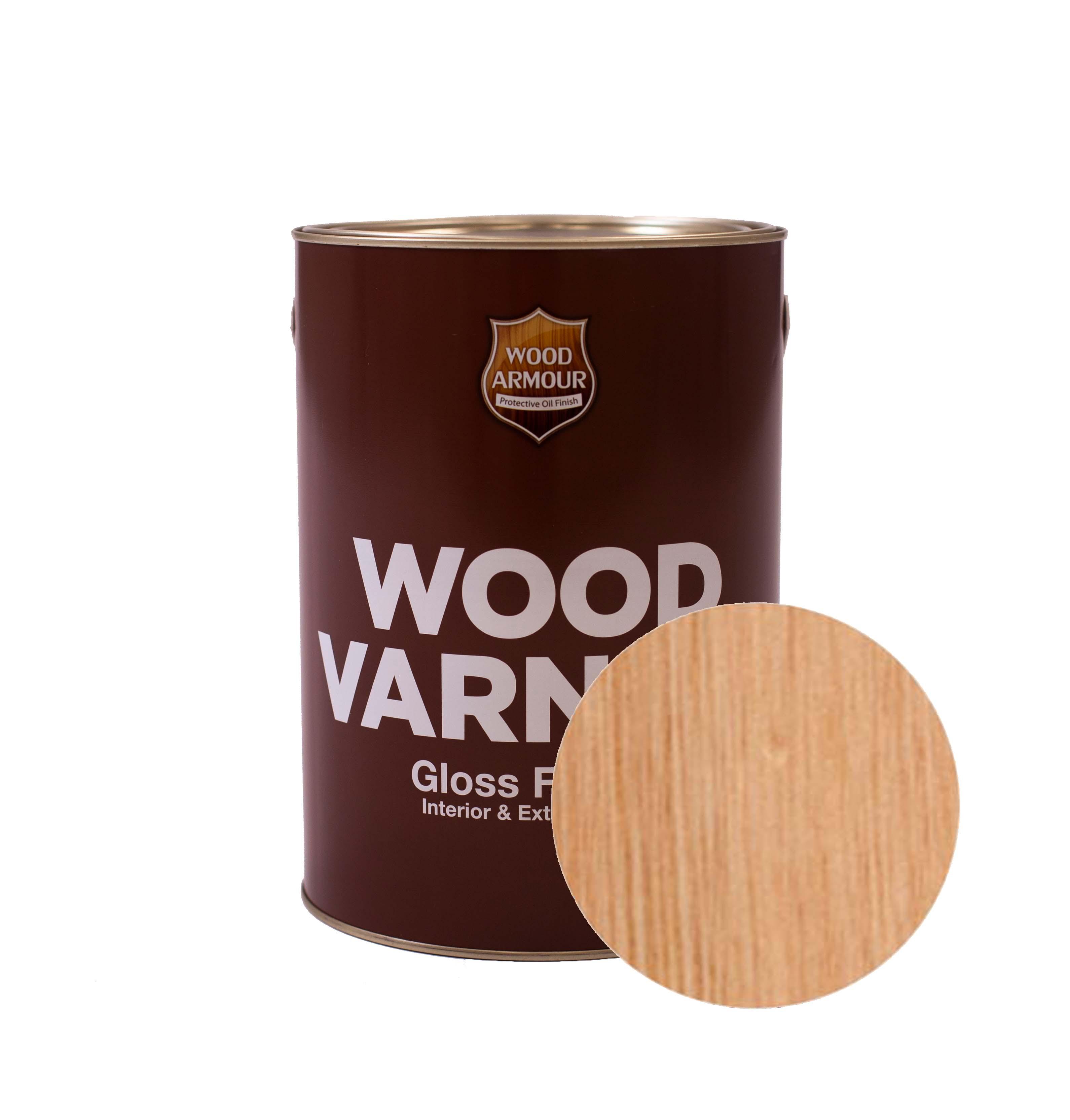 Wood Armour [ Clear ] Wood Varnish