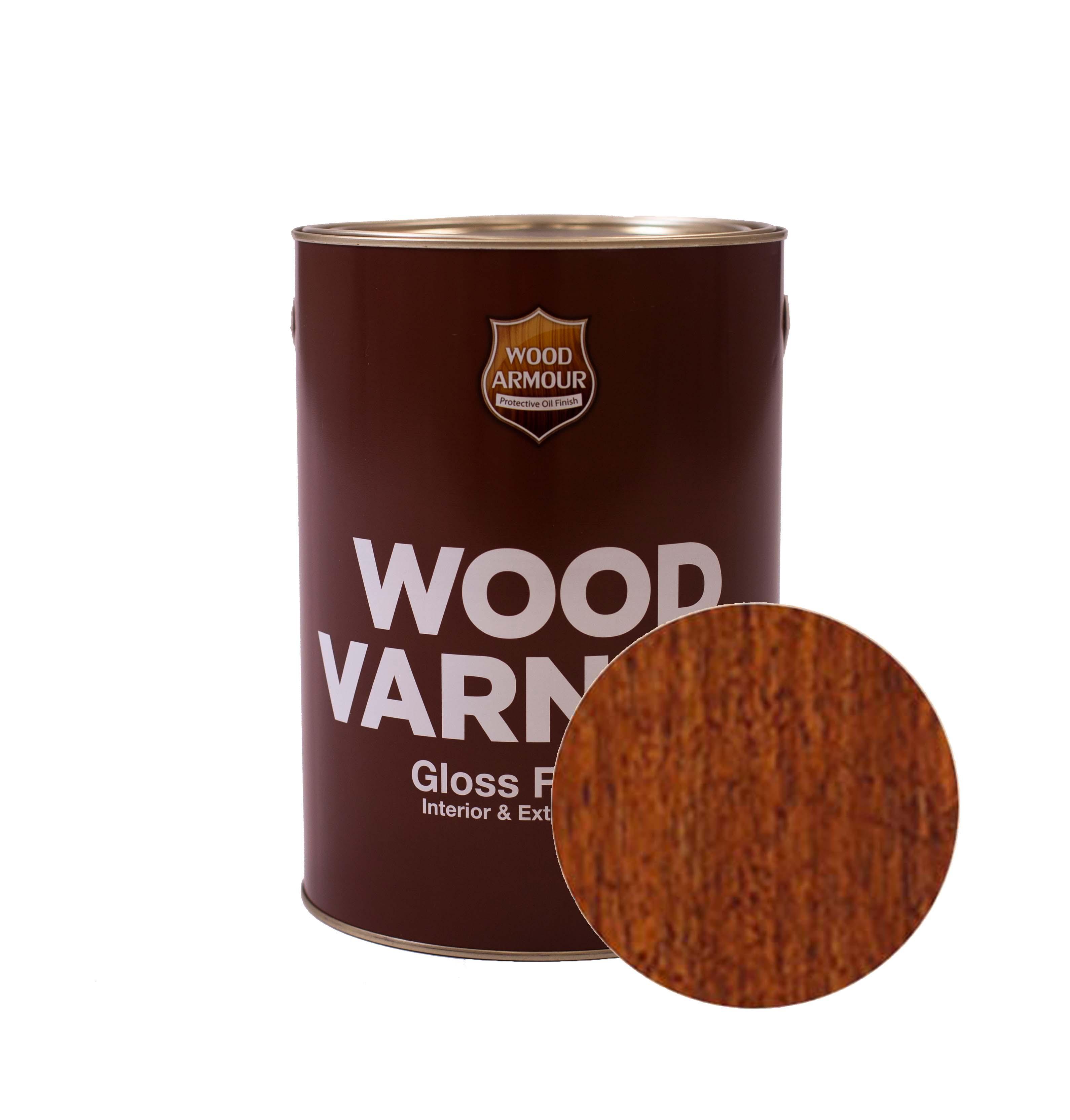 Wood Armour [ Imbuia ] Wood Varnish