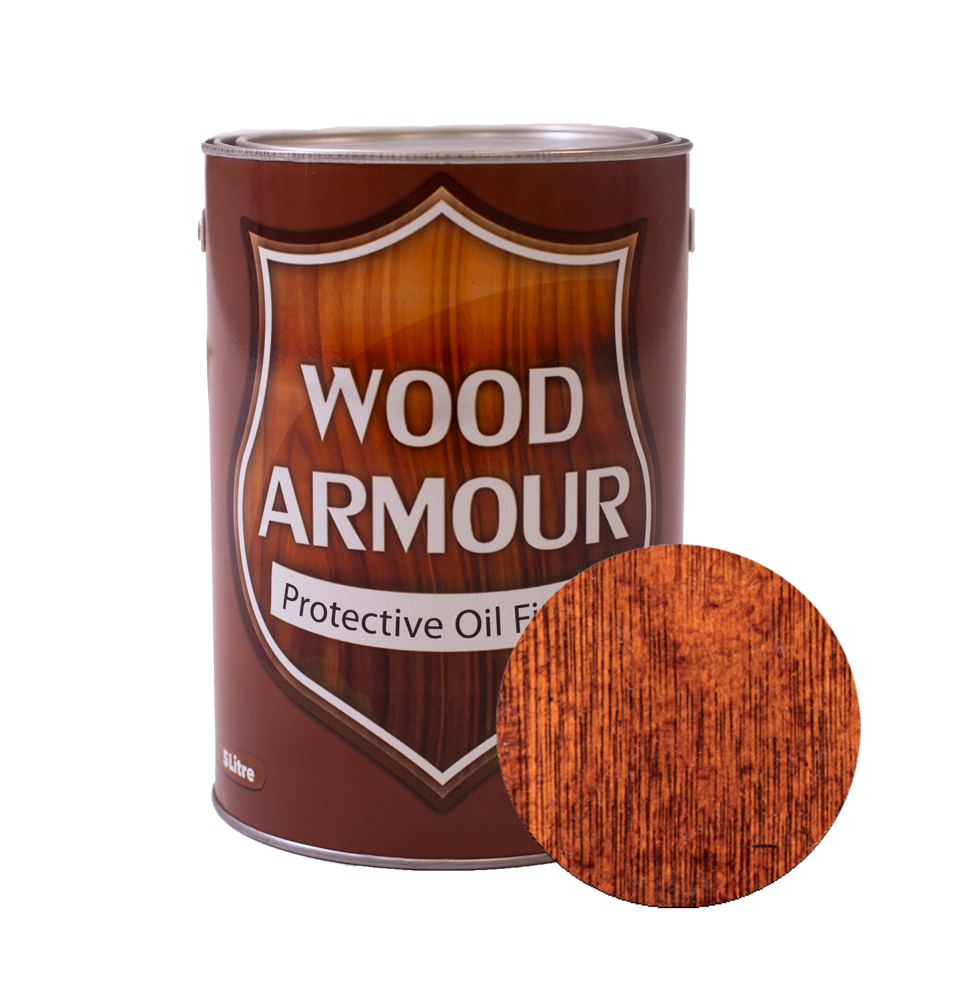 Wood Armour [ Golden Brown ] Wood Preservative