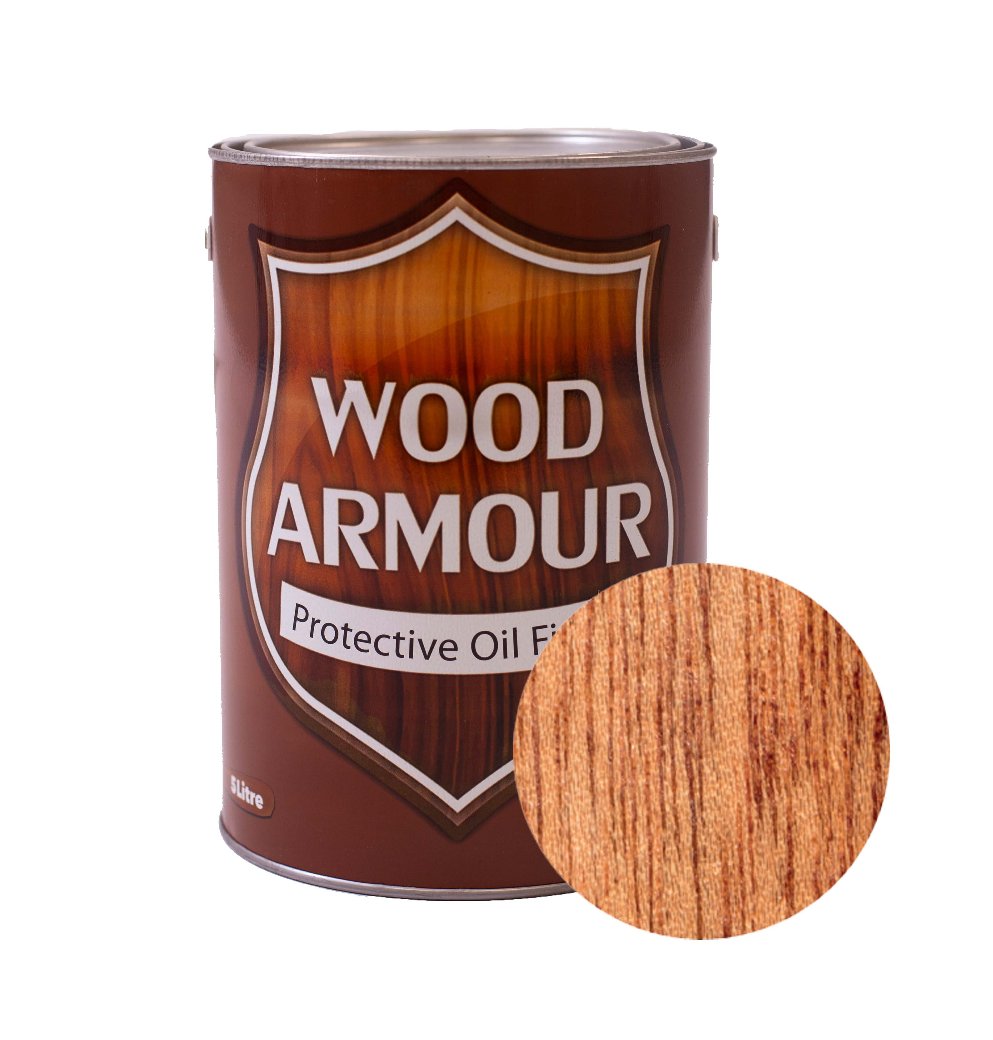 Wood Armour [ Decking Clear ] Wood Preservative