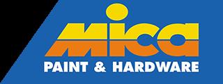 Mica Paint & Hardware Hekpoort Logo