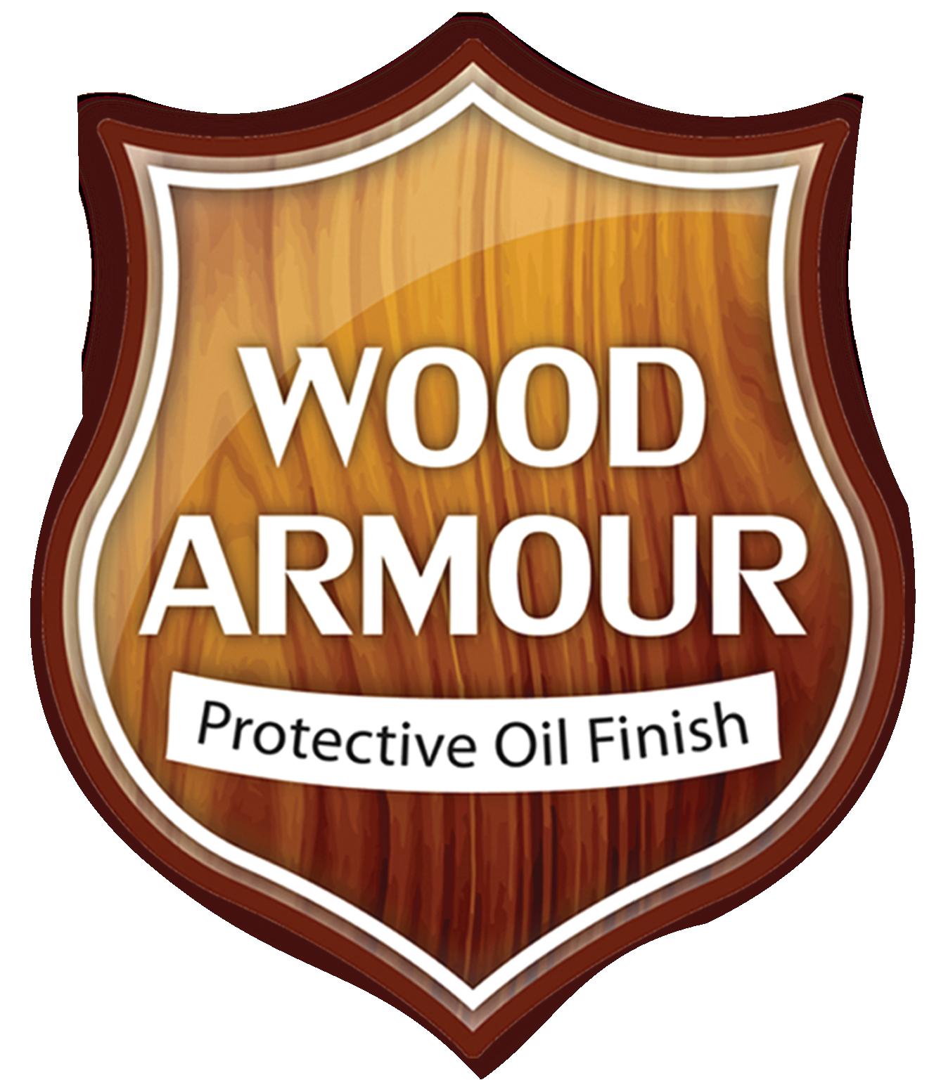 wood armour logo